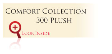 Look inside the Gold Comfort Collection 300 Plush